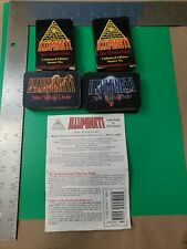 NWO Illuminati Card Game Unlimited EditionStarter Set  110 Cards 1995  RARE OOP