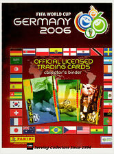 Panini 2006 Germany World Cup Soccer Card Factory Box(24 Packs) + Official Album