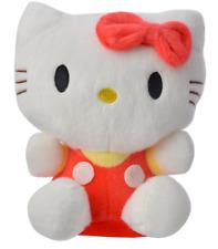 Hello Kitty With Strawberry Stuffed Animal Cat Cartoon Animal Plush Toy 20cm