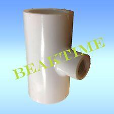 """1/2"""" Heavy Duty PVC Fittings Chicken Poultry Drinker Cups OR Nipples Bracket NEW"""