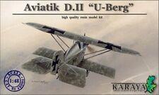 1/48 Karaya Aviatik D.II U-Berg resin kit