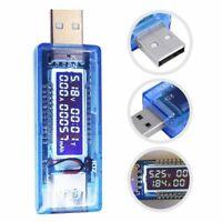 Testeur de Tension, Moniteurs de Puissance USB MultimèTre AmpèRemèTre I8Z4