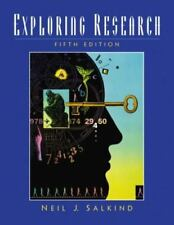 Exploring Research by Neil J. Salkind (2002, Paperback)