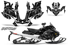 Ski-Doo Summit Renegade 850 Decal Graphic Kit Sled Gen 4 Snowmobile Wrap NW SLVR