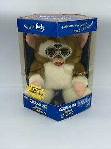 "1999 Gremlins ""Gizmo"" Interactive Friend of Furby - BRAND NEW In Original Box."