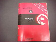 John Deere Operators Manual No.Om-H98965,Issue I7,50 Series Row-Crop Heads M1429
