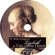 Lysbeth, a Tale of the Dutch Action Audiobook by H Rider Haggard on 1 MP3 CD