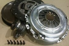 VAUXHALL VECTRA 150 1.9 CDTI 16V F40 DUAL MASS TO SMF FLYWHEEL, CLUTCH AND CSC