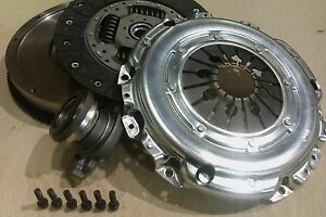 SAAB 9-3 1.9 TID 120 F40 SMF FLYWHEEL CONVERSION KIT AND CLUTCH KIT WITH CSC