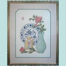 """""""Eastern Treasures"""" Counted Cross Stitch Leaflet"""