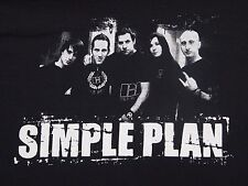 Simple Plan 2004 Tour Still Not Getting Any Large L Denver New York Austin La Sf