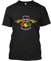 Cool Autism Awareness - Hanes Tagless Tee T-Shirt Hanes Tagless Tee T-Shirt