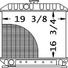 17381-72060 Radiator Fits Kubota Tractor Models L3750 L4150 17365-72060