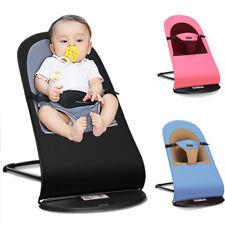 Newborn Baby Swing Rocking Chair Adjustable Baby Cradle Multifunctional Lounge