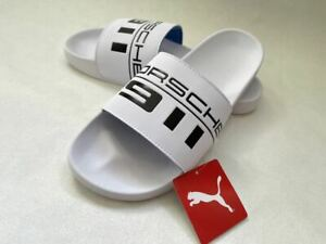 Puma Porsche Leadcat Slide US11 New with Tags Beach Poolside Gym Sandals