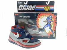 Nike Mens Alpholution Supreme Size 7.5 GI Joe Cobra Commander Shoes 383561 401