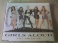 GIRLS ALOUD - THE PROMISE - UK CD SINGLE