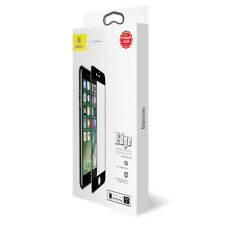 Baseus 5D Screen Protector Tempered Glass For iPhone 8 Plus Full Cover Anti Blue