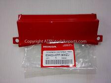 Honda Genuine OEM CBR125R CBR125 Rear Centre Seat Fairing Panel Red 2004-2010