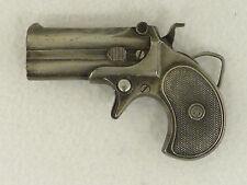 Bergamont 1978 Derringer Pistol GUN BELT BUCKLE