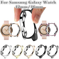 Ultra-thin TPU Plating Protection Case Cover For Samsung Galaxy Watch 42mm 46mm