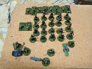 Miniatures - 25mm - 35 Well Painted Army Figures - Valiant -  Faljmager - 4 of 4