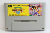 Mickey & Donald Magical Adventure 3 SFC Super Famicom SNES Japan Import I5829