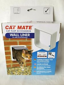 Cat Mate Wall Liner for Cat Flap Accessory Paintable