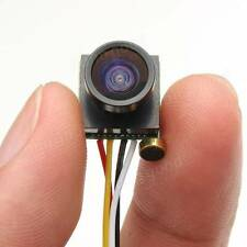 FPV Camera 600 TVL 1.8mm Wide Angle Lens NTSC Format 1/4 CMOS Image Sensor