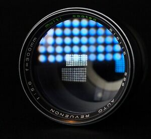 REVUENON 300/600mm Super Tele Zoom Objektiv - für SONY E-mount NEX & alpha a6400