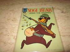 Four Color #1162 Yogi Bear Joins The Marines