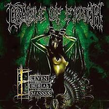 Eleven Burial Masses von Cradle Of Filth (2016)