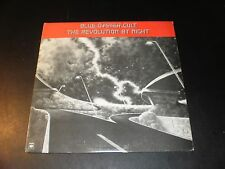 BLUE OYSTER CULT THE REVOLUTION BY NIGHT CBS 1983 LP EX+