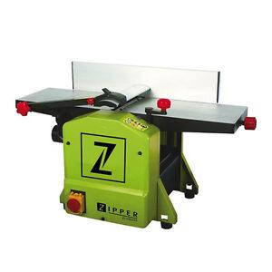 Zipper ZI-HB204 Abrichthobel Dickenhobel Hobelmaschine Hobel Balkenhobel