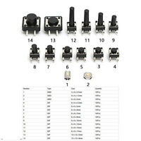 10x Micro Switches Mouse Scroll Button 2-Pin M280 Saitek RAT3 RAT5 MMO7 MadCatz