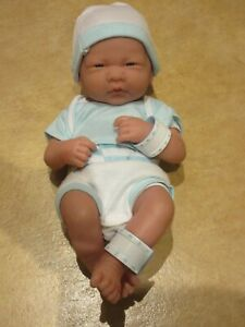 Beautiful Berengeur Baby Boy doll clothed & in excellent condition 14 inches