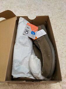 Crocs Kaleb Men Shoe Slip On M8 NWT Brown