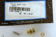 NEW QUICKSILVER valve seat kit inlet needle 1395-92581  103A1 1473 934 1138