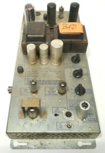 SEEBURG 101 / 161 / 201 / H 201 - Partial restored HFMA2 AMPLIFIER w / BAD TRANS