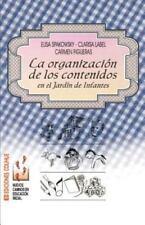 La Organizacion de Los Contenidos En El Jardin de Infantes (Spanish Edition)