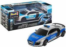 Revell 24657 RC Car Audi R8 1:24 Police - ferngesteuertes Polizei Auto -