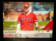 (35) 2018 Topps Now Angels RTOD Road to Opening Day Kole Calhoun 35 Card Lot