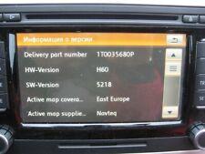 VW RNS510 Firmware update mise à jour v5218