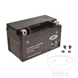 Motorrad Batterie YTX7A-BS GEL 12V SYM Symphony 50 SR Bj 2011-2016