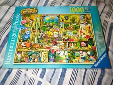 Ravensburger Colin Thompson The Gardener's Cupboard 1000 pce Jigsaw Puzzle...