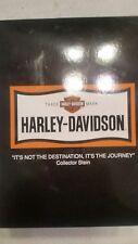 harley davidson collector stein,brazil ,new in box ,coa