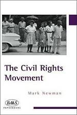 The Civil Rights Movement (British Association for American Studies-ExLibrary