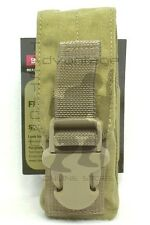 BAE Systems ECLiPSE Single Flash Bang Canister MOLLE Pouch - MJK khaki