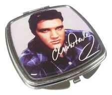 ELVIS PRESLEY SIGNATURE COMPACT MAKE UP MIRROR