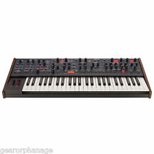 Dave Smith Instruments OB-6 6-Voice Polyphonic Analog Synthesizer DEMO OB6 Synth